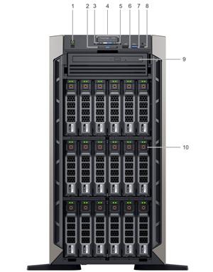 Servidor Dell PowerEdge T640 - XARCOM, Xarxes i
